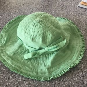 Juicy Couture sun hat
